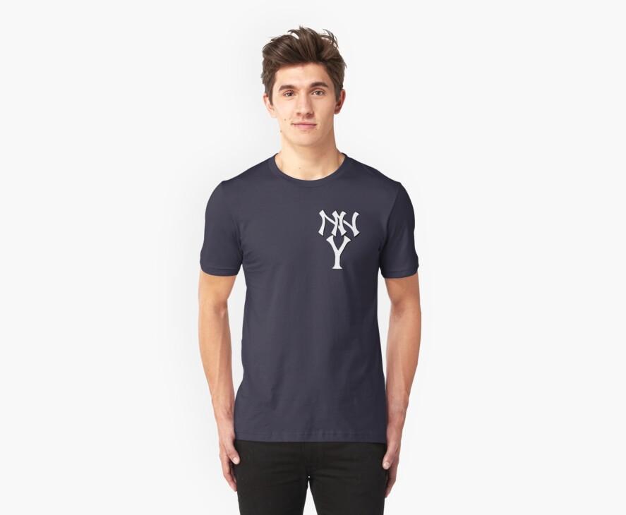 New New York Yankees by steppi