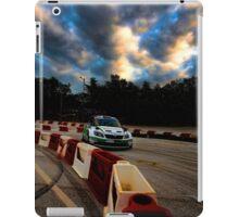 Rally car iPad Case/Skin