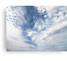 Wisconsin Skies Canvas Print