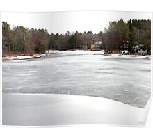 Beauty of Wisconsin Winters Poster