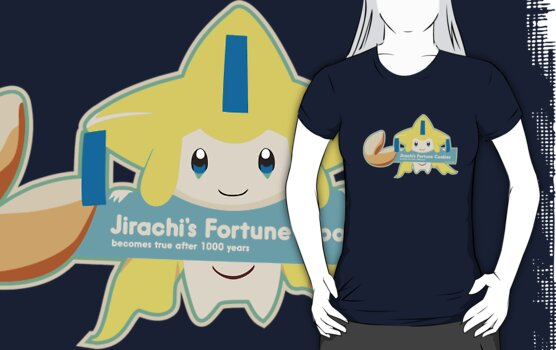 jirachi's fortune cookies by Alex Magnus