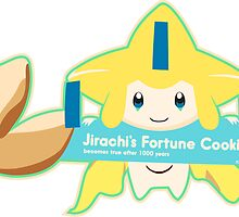 jirachi's fortune cookies by Alex Magnus