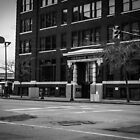 Courthouse Building, Downtown Cleveland by Nevermind the Camera Photography