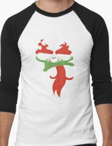 Evil Shapeshifting Master of Cotton Men's Baseball ¾ T-Shirt