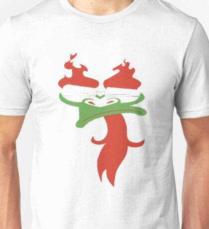 Evil Shapeshifting Master of Cotton Unisex T-Shirt