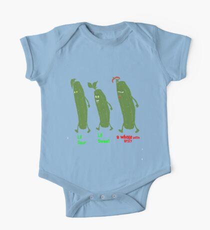 Pickle Personality One Piece - Short Sleeve