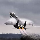 F15E Strike Eagle by PhilEAF92