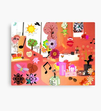 Party Time!! Canvas Print
