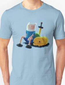 Night Time on Ooo T-Shirt