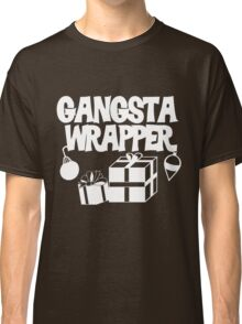 Gangsta Wrapper for Christmas Classic T-Shirt