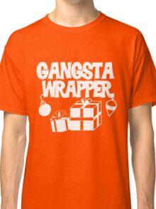 Gangsta Wrapper for Christmas Classic T-Shirt