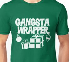 Gangsta Wrapper for Christmas Unisex T-Shirt