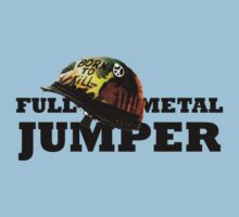 FULL METAL JUMPER by TheGreatPapers