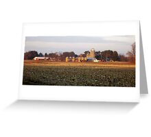 Farms of Wisconsin Greeting Card
