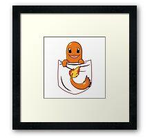 Pokemon Pocket Framed Print