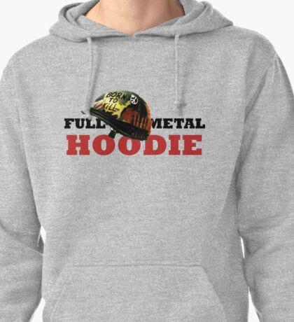 FULL METAL HOODIE Pullover Hoodie
