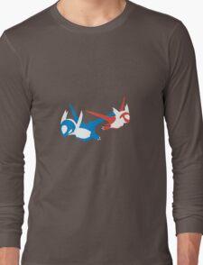 Latios & Latias Long Sleeve T-Shirt