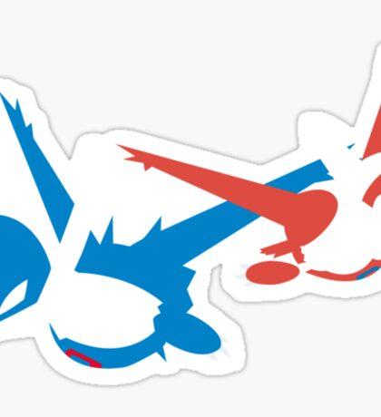 381 & 380 Sticker