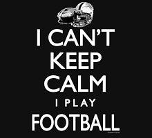 I Can't Keep Calm Football Men's Baseball ¾ T-Shirt