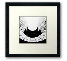 Trough Framed Print