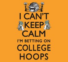 Betting on College Hoops by MudgeStudios
