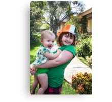 St. Paddy's Day Fun! Canvas Print
