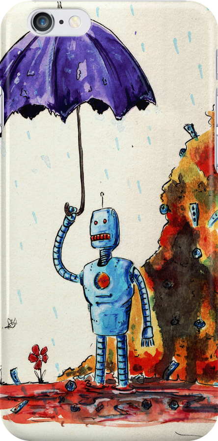 Its Raining by Christopher Richards
