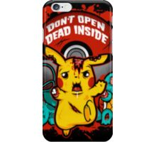 Pokemon Invade iPhone Case/Skin