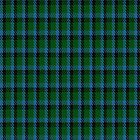 00906 Wilson's No. 52 Fashion Tartan Fabric Print Iphone Case by Detnecs2013