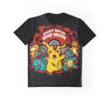 Pokemon Invade Graphic T-Shirt
