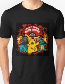 Pokemon Invade Unisex T-Shirt