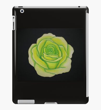 Emerald Rose  iPad Case/Skin
