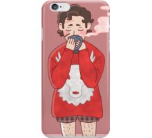 Ugly Sweater Will Graham iPhone Case/Skin