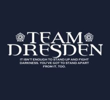 Team Dresden by mrsxandamere