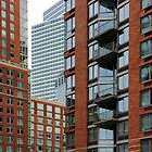 BPC Bricks & Glass - New York City by Joel Raskin