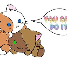 Motivational Kittens by RachelLouiseB