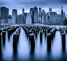 Manhattan Blues by Chris Lord