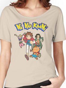 Pokemon + Ni No Kuni = Pokuni? Ninokémon? Women's Relaxed Fit T-Shirt