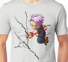 Trunks - Cracked Unisex T-Shirt