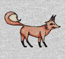 Little Fox Kids Tee