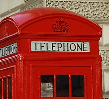 London Telephone by csajos