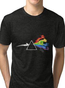 Pokemon Triangle Tri-blend T-Shirt