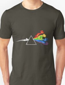 Pokemon Triangle Unisex T-Shirt