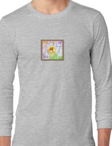 The Lotus Rises From The Mud Long Sleeve T-Shirt