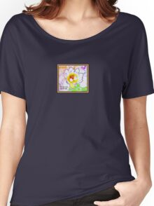The Lotus Rises From The Mud Women's Relaxed Fit T-Shirt