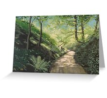 Everglades Gardens, Leura, Blue Mountains Greeting Card