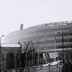 Soldier Field by CanoeComsArt