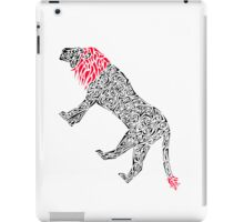 Lion in Flames iPad Case/Skin