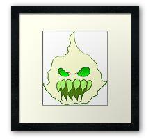 Monster Framed Print