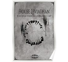 House of Leviathan Poster
